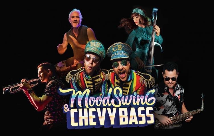 Mood Swing & Chevy Bass Band